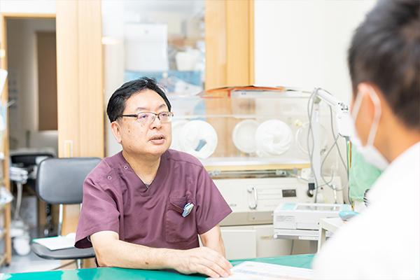 病気の早期発見・早期治療